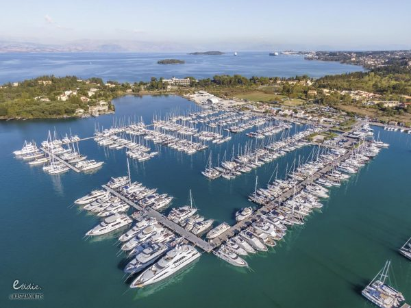 corfu grand tour cruise luxury exursion gouvia marina 12