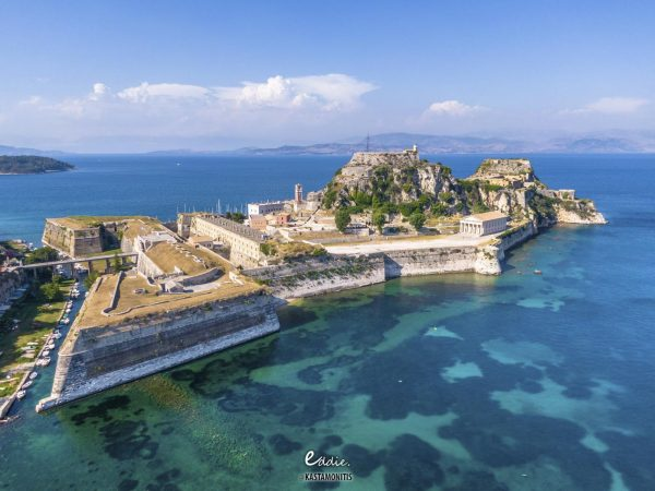 corfu grand tour cruise luxury exursion old fortress 11