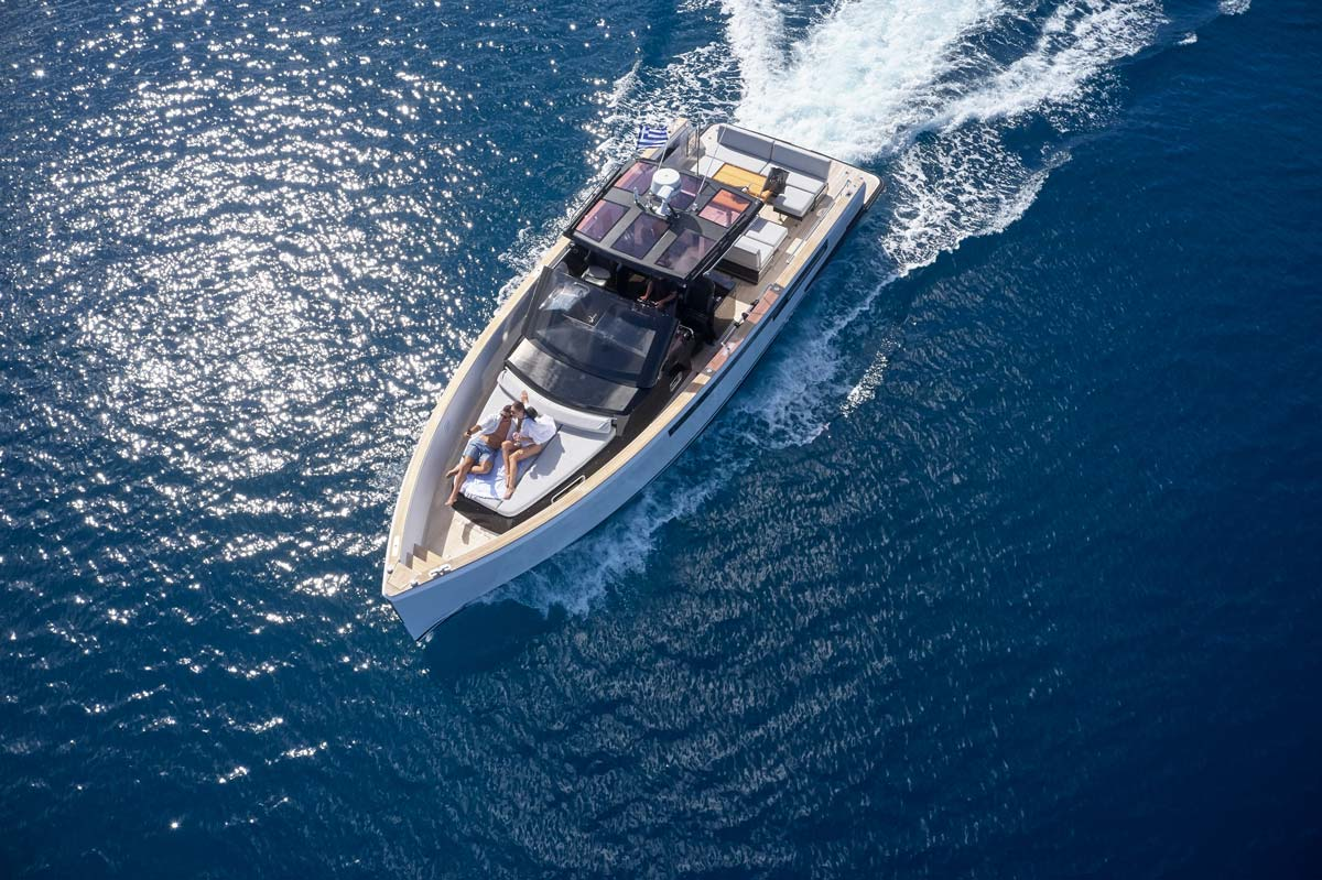 corfu yachts charter fjord 40 open luxury transfer 10