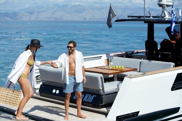 corfu yachts charter fjord 40 open luxury transfer 12