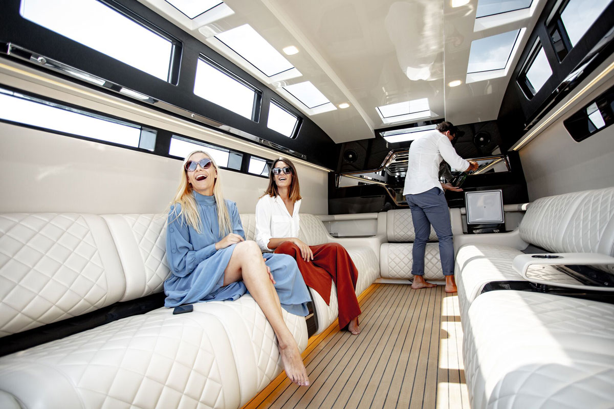 luxury yacht transfers corfu vision yachting