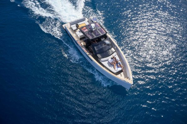 corfu yacht charter vision yachting fjord 40 open